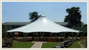Custom made : Tensile Structure